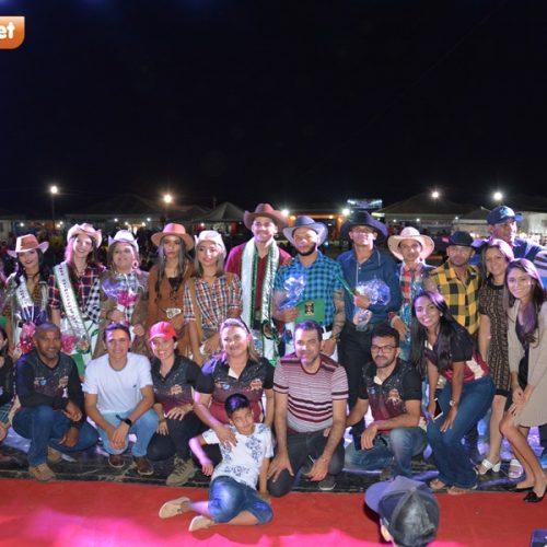 FOTOS | Concurso do Rei e Rainha da  Ovinocaprishow  2019 em Jacobina do Piauí