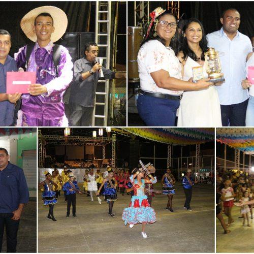Festival de Quadrilhas Locais e Shows com Forró Bandido e Alvino Luz encerram XXVI São João do Galo em Jaicós