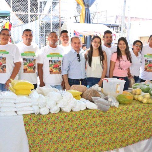 Jaicós realiza a I Feira da Agricultura Familiar e do Agronegócio