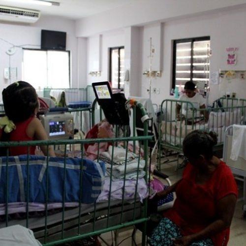 Comissão encontra situação caótica em Hospital Infantil no Piauí e cobra reforma imediata