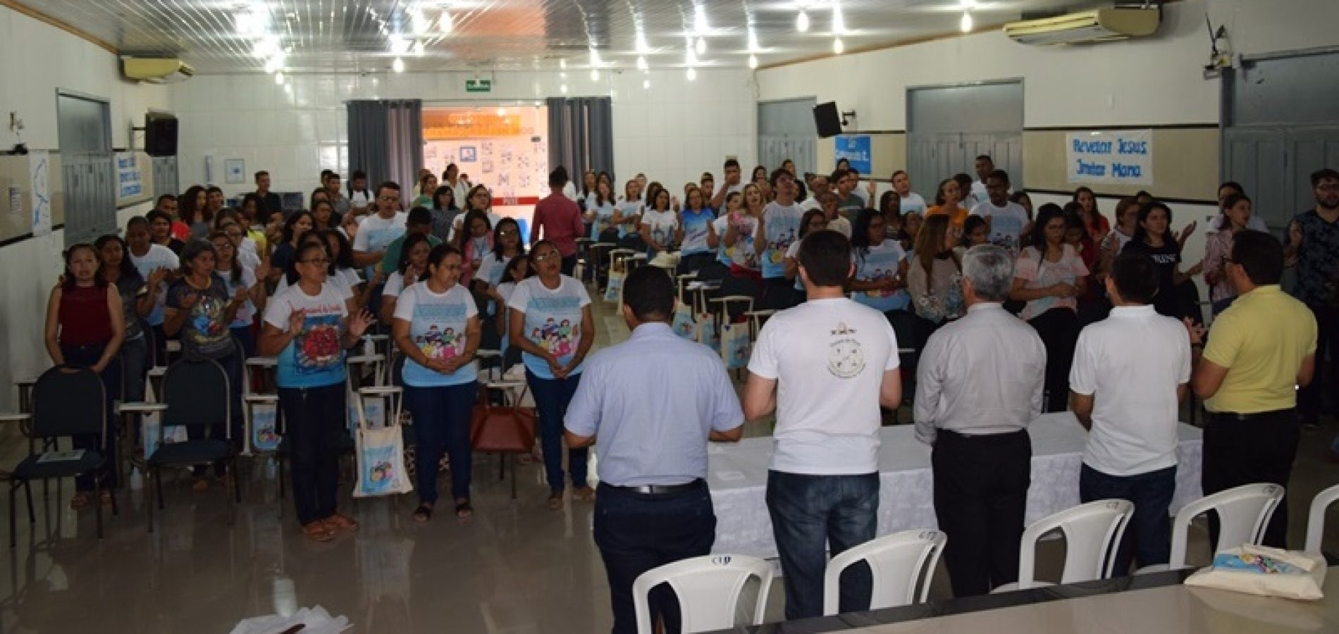 Tem início I Semana Diocesana de Catequese em Picos; veja fotos