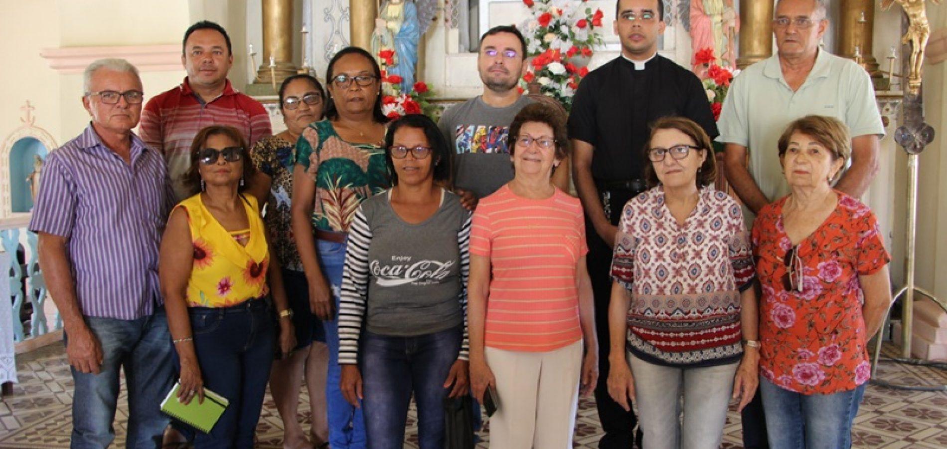 Secretário Estadual de Cultura visita Jaicós e confirma restauração da Igreja Matriz de N. S. das Mercês