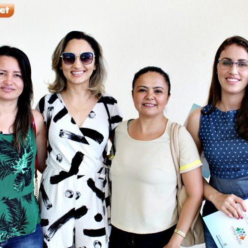 Em Picos, profissionais da Assistência Social de Campo Grande participam do Fórum de Regional do SUAS