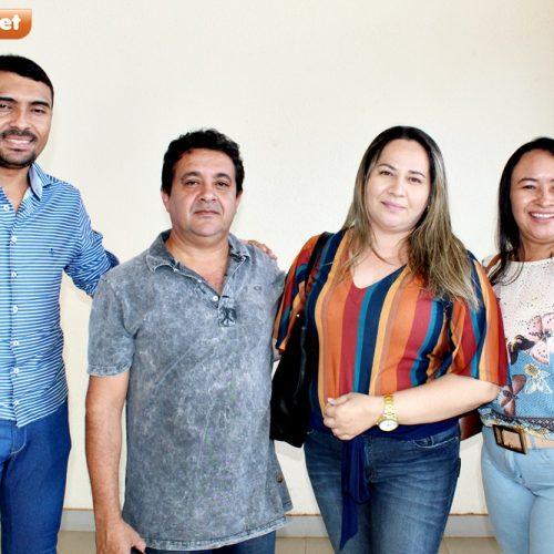 Representantes da Assistência Social de Francisco Macedo participam do Fórum Regional do SUAS