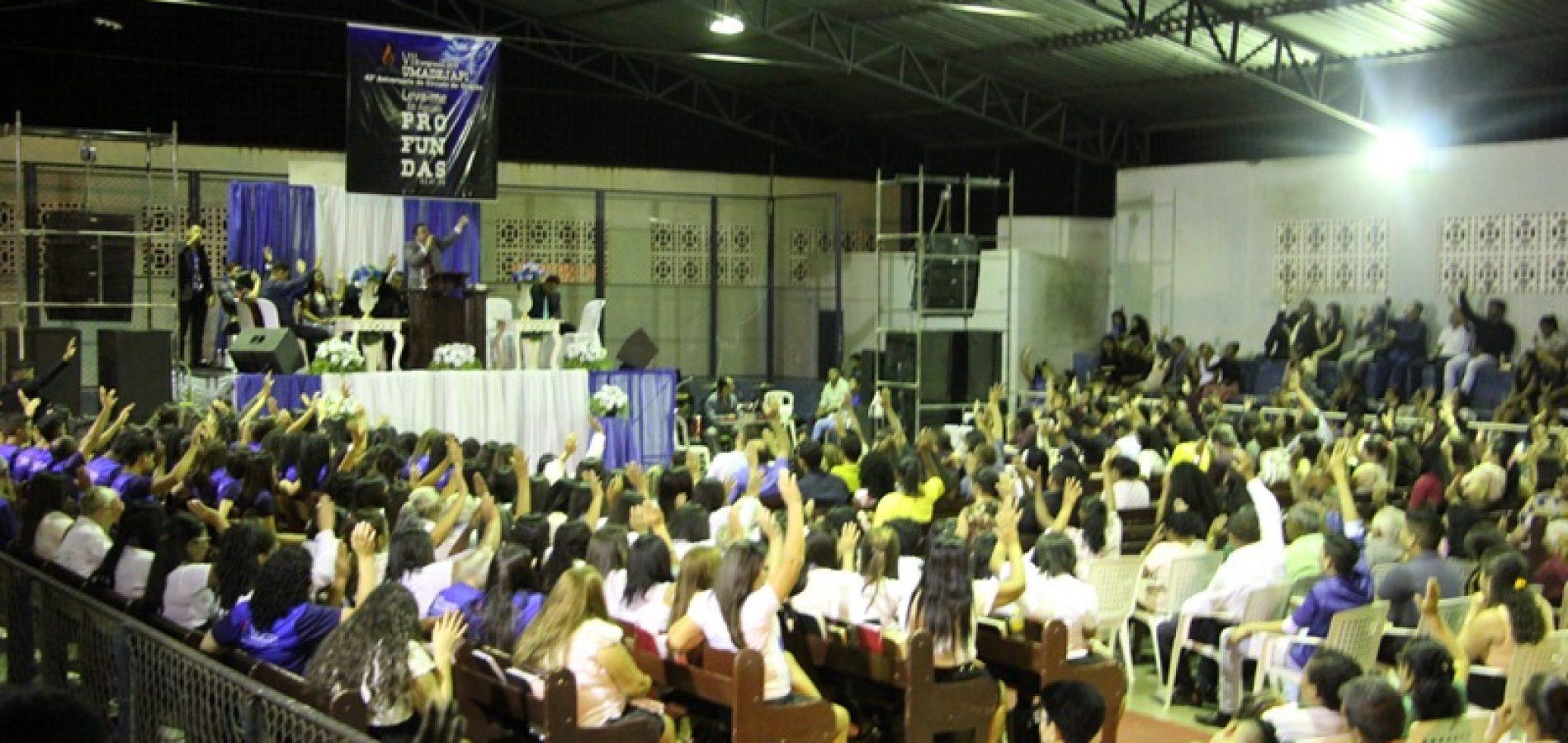 FOTOS | Abertura do Congresso UMADEJAPI da Igreja Assembleia de Deus, em Jaicós