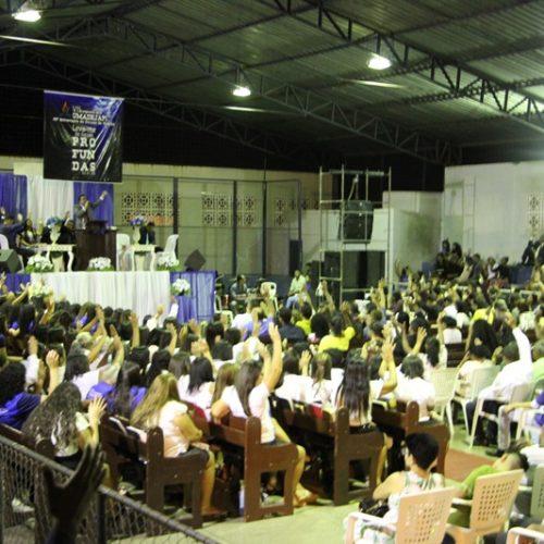 FOTOS   Abertura do Congresso UMADEJAPI da Igreja Assembleia de Deus, em Jaicós