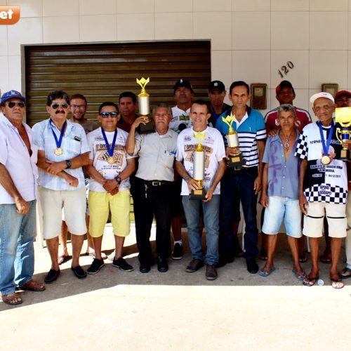 PICOS│ASDAPI promove 1º Torneio Paulo Cabeleireiro do Jogo de Damas 64 Casas e homenageia desportistas