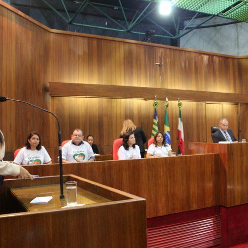 Após proposição da deputada Teresa Britto, ALEPI promove sessão para alertar sobre o consumo excessivo de álcool