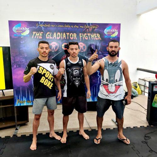 Irmãos de Alegrete do Piauí, lutadores de Muai Thay, vencem no The Gladiator Fight no Maranhão