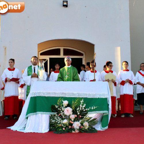 Irmãs Missionárias do Coração Eucarístico chegam a Vila Nova do Piauí e são recebidas por multidão de fiéis; fotos