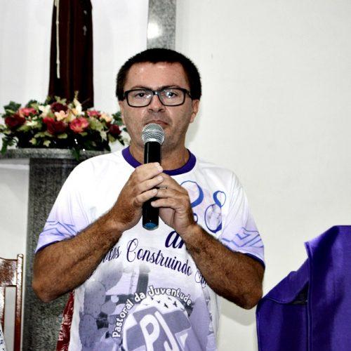 Odair Lopes de Carvalho é o novo secretário municipal de Cultura de Francisco Macedo