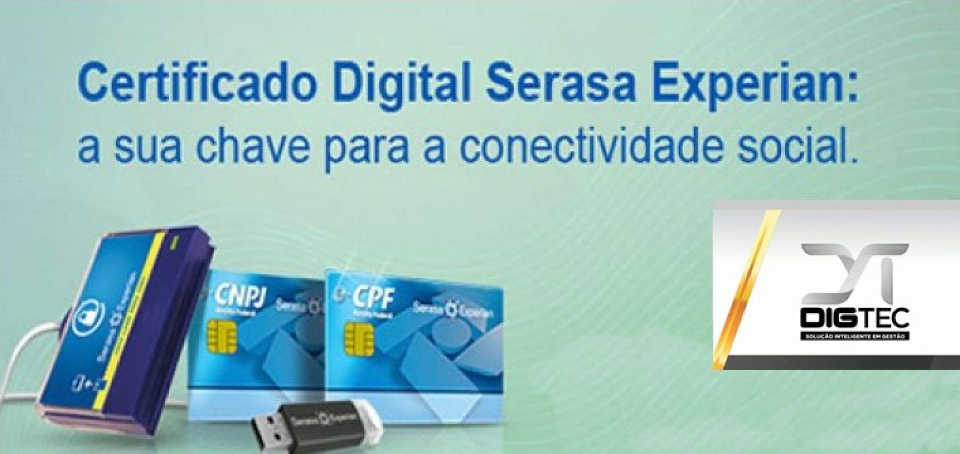 DIGTEC firma parceria e Padre Marcos passa a contar com agência certificadora da Serasa Experian