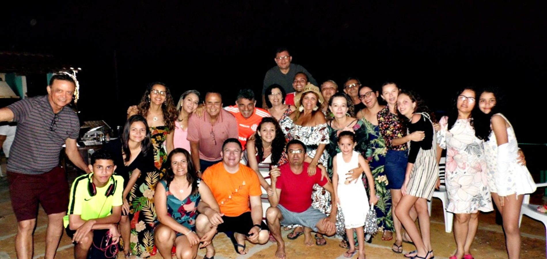 Acadêmicos da Alerp de Picos realizam sarau no litoral do Piauí