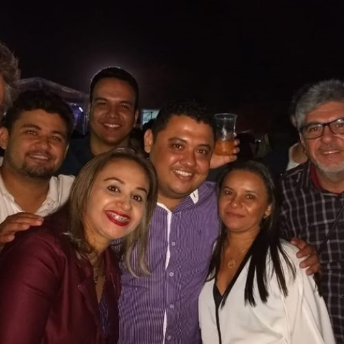 Deputado Pablo Santos participa da 44ª ExpoCorrente