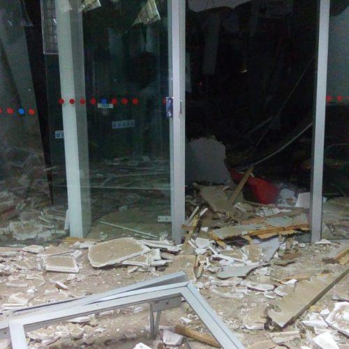 Grupo explode agência bancária em Salitre, no interior do Ceará; 13º ataque somente este ano