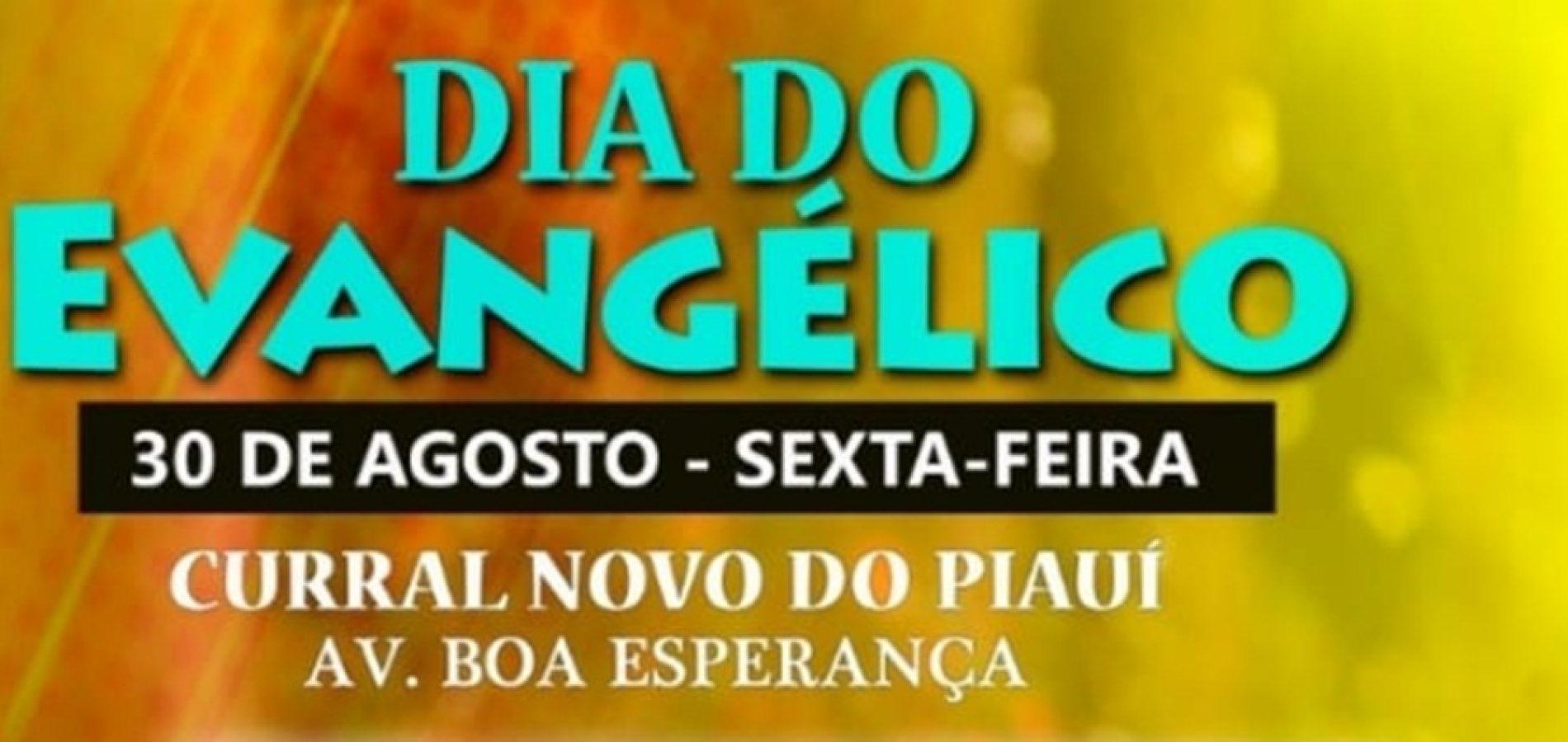 CURRAL NOVO | Dia do Evangélico será celebrado em 30 de agosto, com marcha e culto