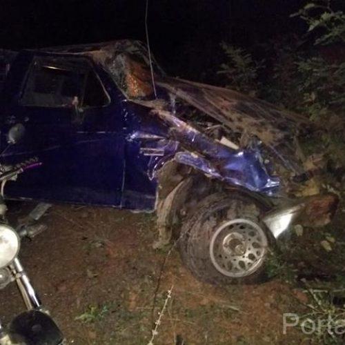 Grave acidente deixa um morto e dois feridos em rodovia no interior do Piauí