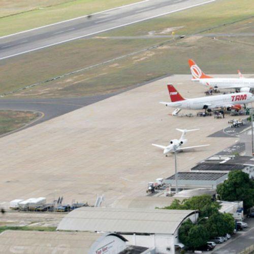 Movimento no Aeroporto de Teresina cresce 18% no primeiro semestre