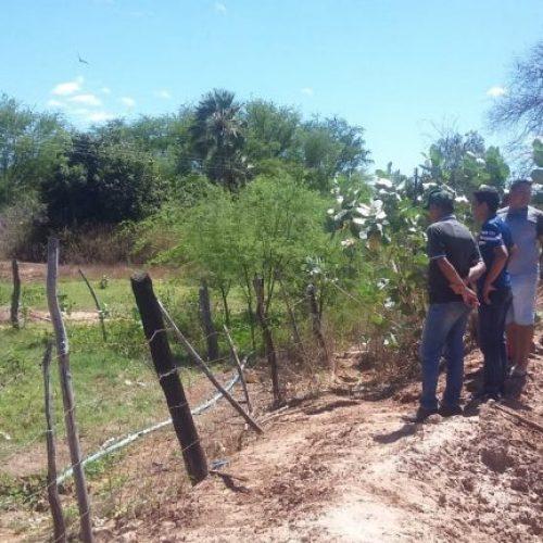 PICOS | Equipes da Agricultura fiscalizam uso indevido de água na zona rural
