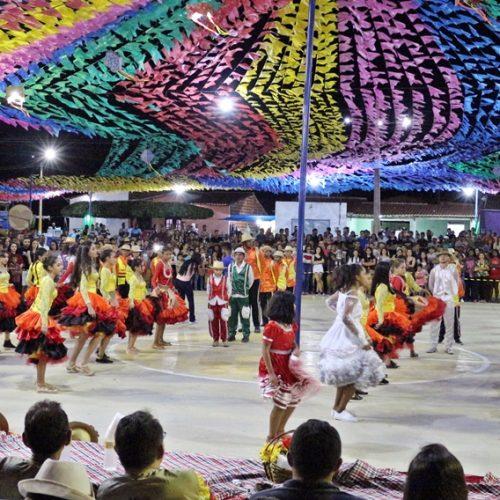 FOTOS | 1º dia do Belarraiá do Caboclo Nordestino em Belém do Piauí