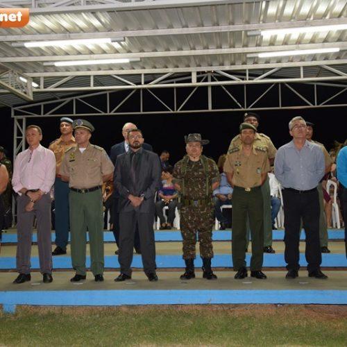 3º BEC realiza solenidade em alusão aos 62 anos de fundação em Picos