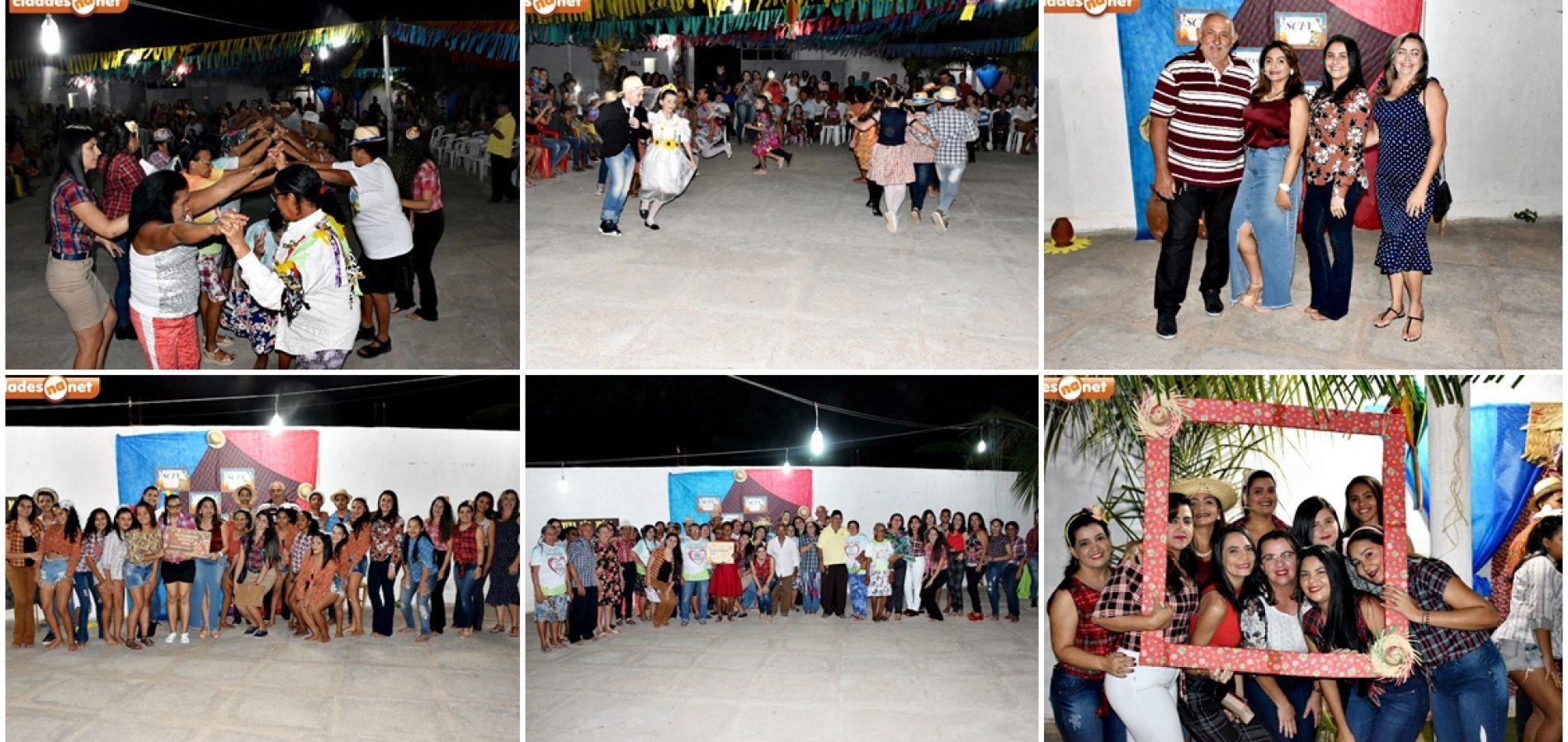 Secretaria de Assistência Social de Alagoinha do Piauí promove o 4º Arraiá Social; veja fotos