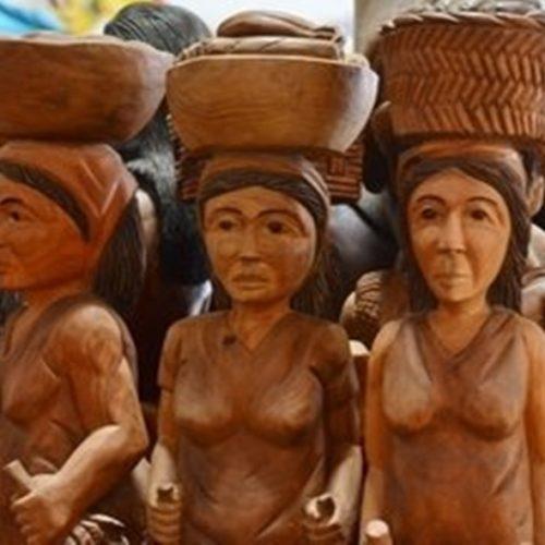 Artesãos piauienses comemoram vendas em maior feira de artesanato da América Latina