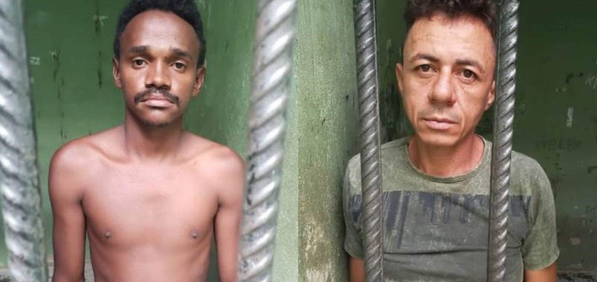 Operação Impacto captura dois foragidos da Major César em Picos
