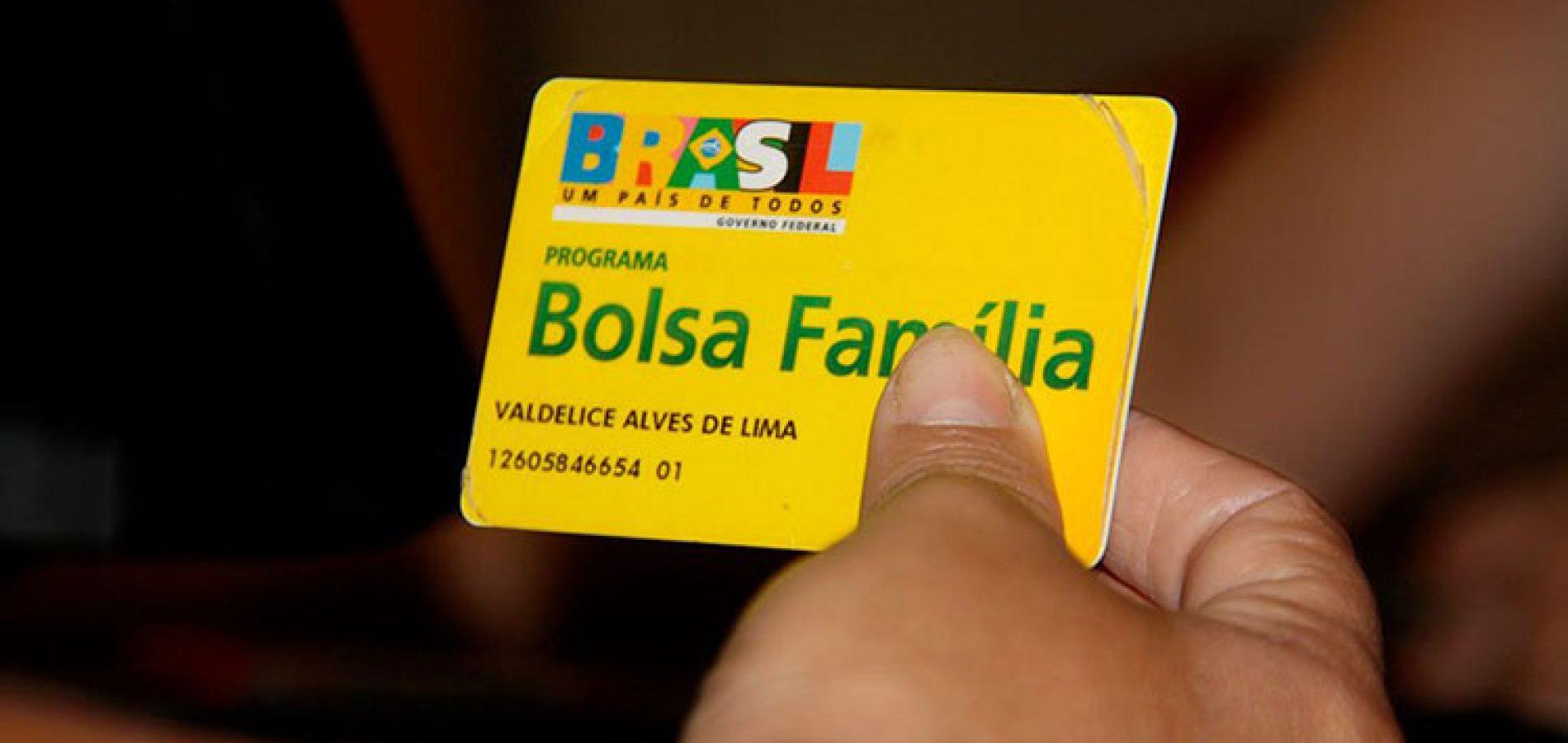 Mais de 437 mil famílias no Piauí já podem sacar o Bolsa Família