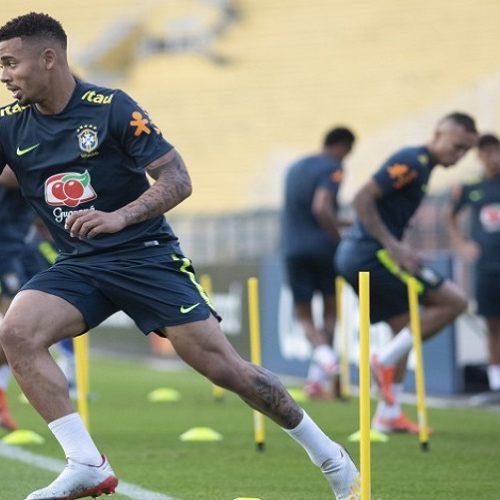 Brasil x Argentina em confronto que pode gerar mudanças