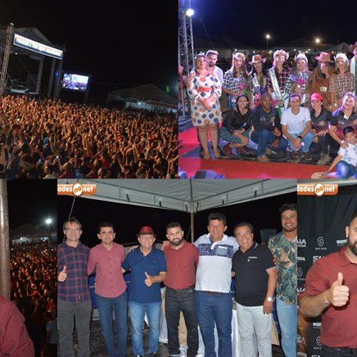 JACOBINA | V  Ovinocaprishow  atrai multidão no 1° dia e é considerada a maior de todas as edições