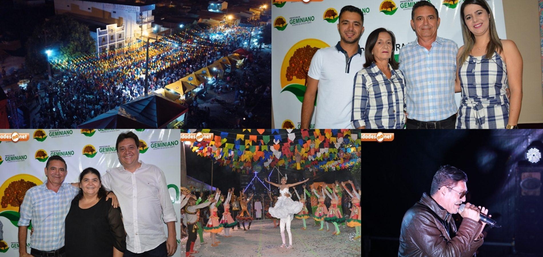 III SãoJoão do Piseiro é realizado em Geminianovalorizando e elevando a cultura local