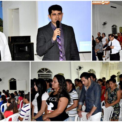 ALEGRETE│Igreja Assembleia de Deus promove palestra sobre prevenção contra o suicídio