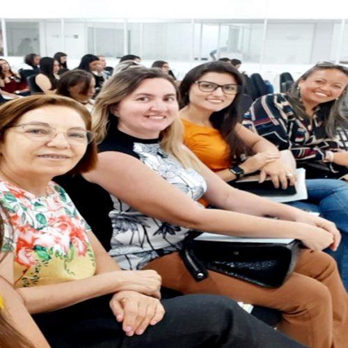 Profissionais da Secretaria de Ação Social de Pio IX participam do Fórum Regional do SUAS, em Picos