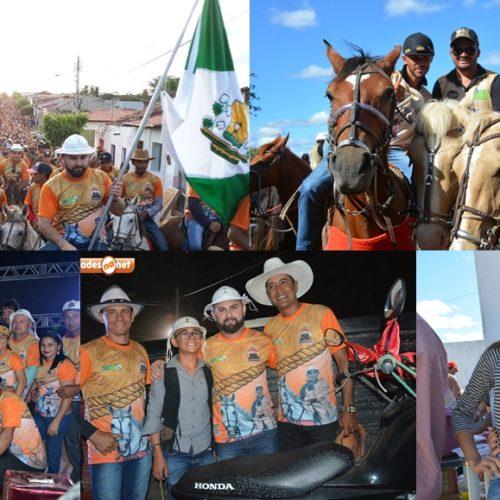 III Cavalgada mantém cultura e reúne mais de 850 vaqueiros em Jacobina do Piauí