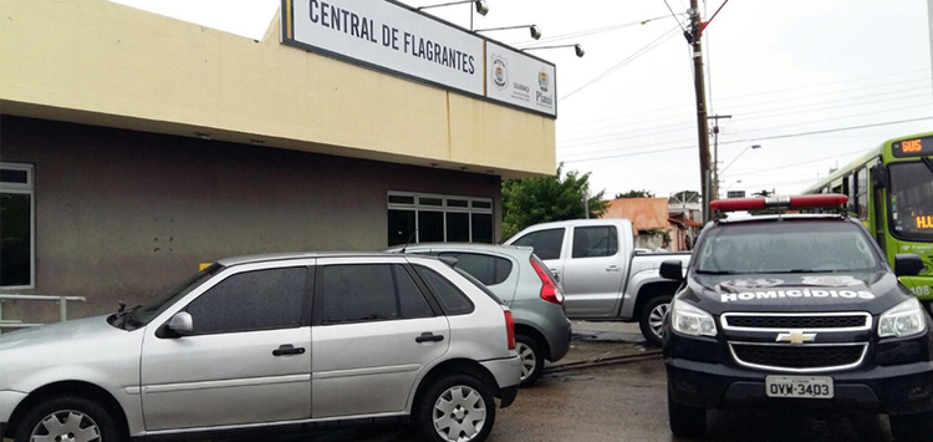 Ex-marido é suspeito de agredir mulher com soco na boca no centro de Teresina