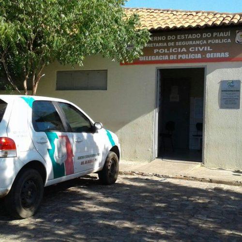 Homem se entrega à polícia e confessa que matou irmão a facada no Sul do Piauí
