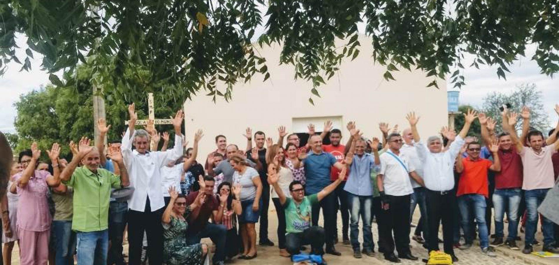 GT Romaria da Terra faz visita a comunidades da Serra da Capivara atingidas pela mineração