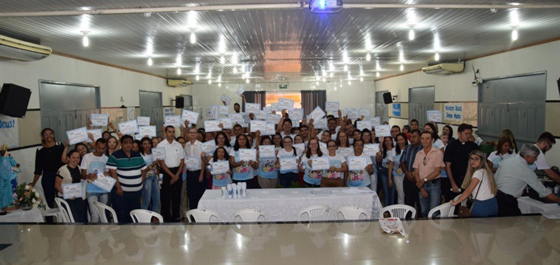 Diocese de Picos encerra I Semana de Catequese