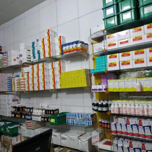 Central farmacêutica de Picos dispõe de mais de 300 tipos de medicamentos para população
