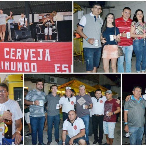 Confira fotos do I Festival de Cerveja da Maçonaria em Jaicós