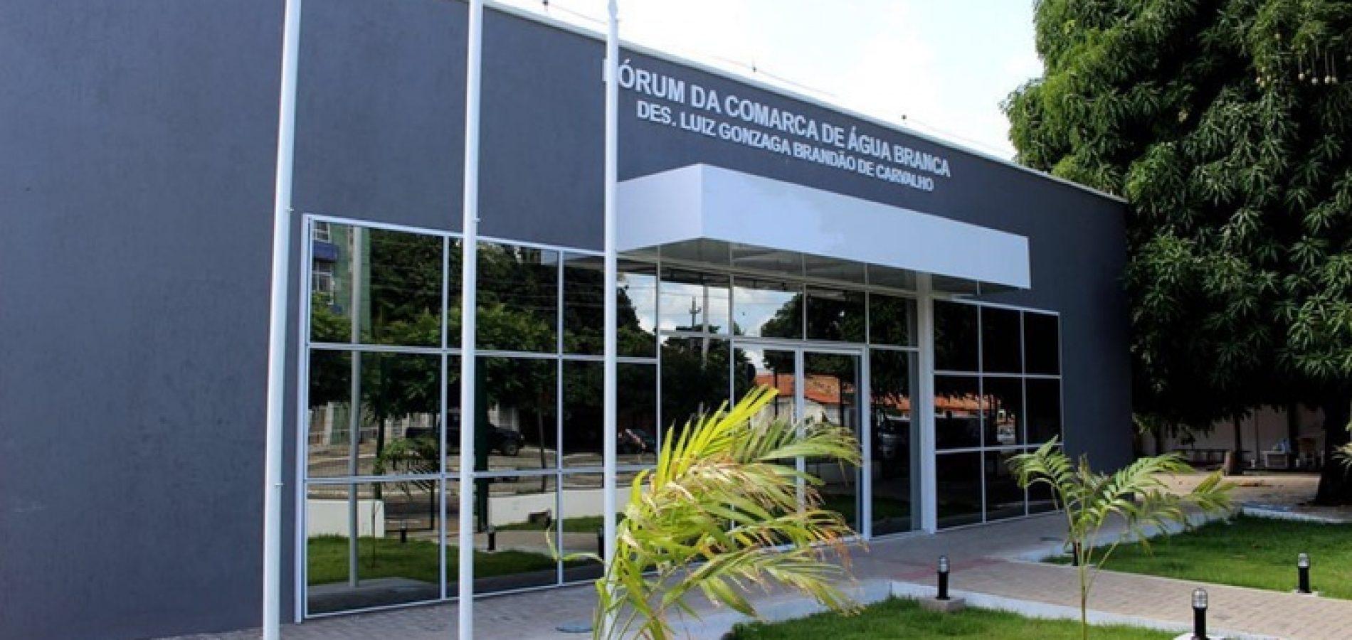 Durante audiência de custódia, detento aproveita descuido e consegue escapar no Piauí