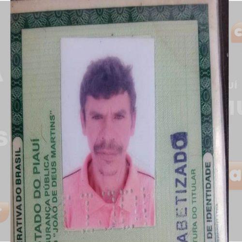 SÃO JULIÃO│Homem desaparecido há 5 dias é encontrado morto