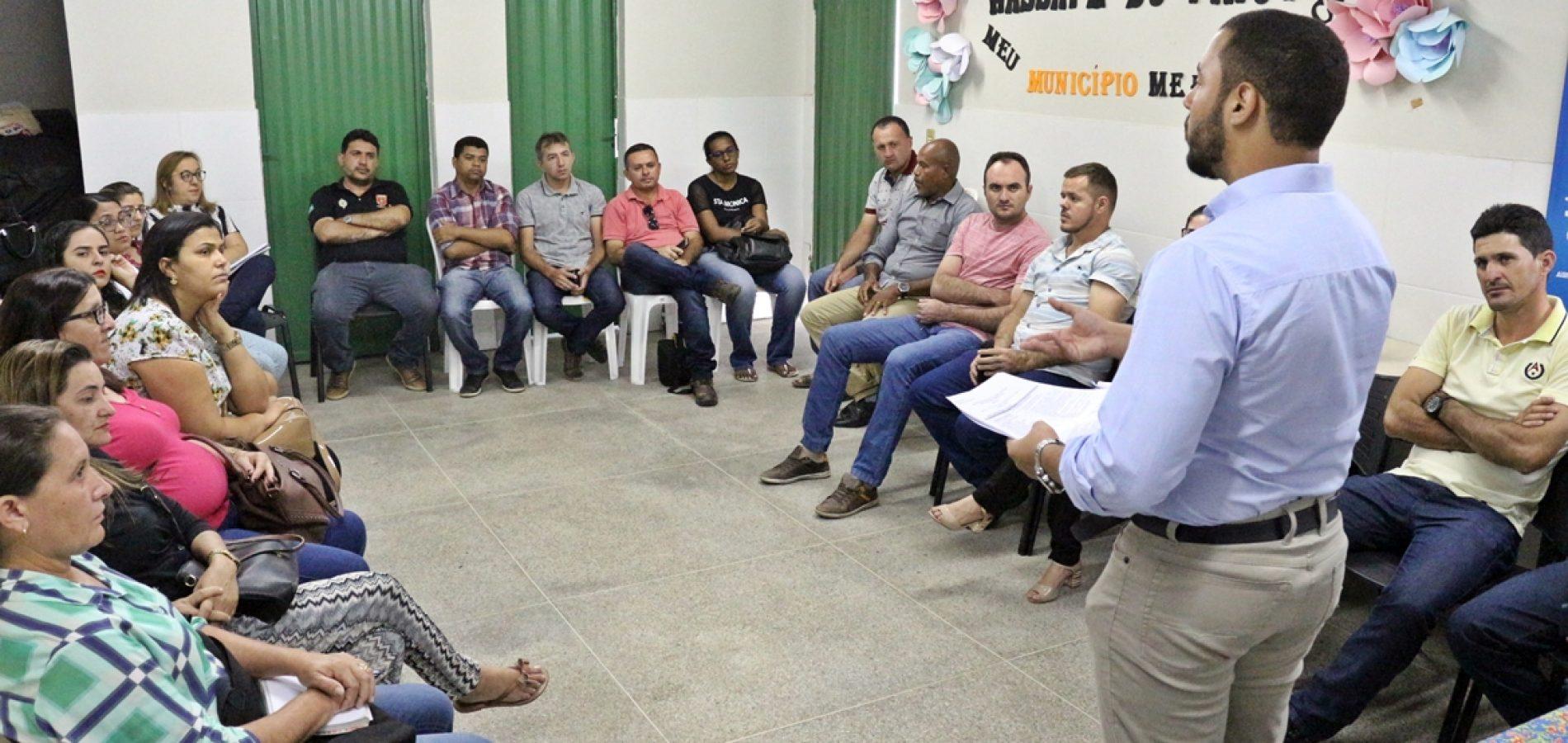 Massapê do Piauí inicia trabalho de busca do Selo Ambiental