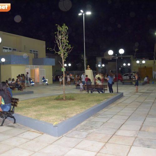 PICOS | Praça Josino Ferreira terá apresentações, exposição e dança a partir desta sexta (09)