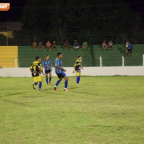 INTERMUNICIPAL | Jogo entre Jaicós e Vera Mendes termina empate no Gigante da Malva