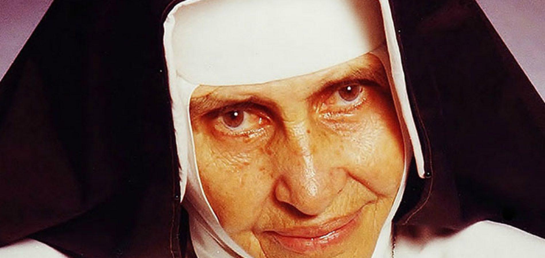 Irmã Dulce será canonizada em 13 de outubro