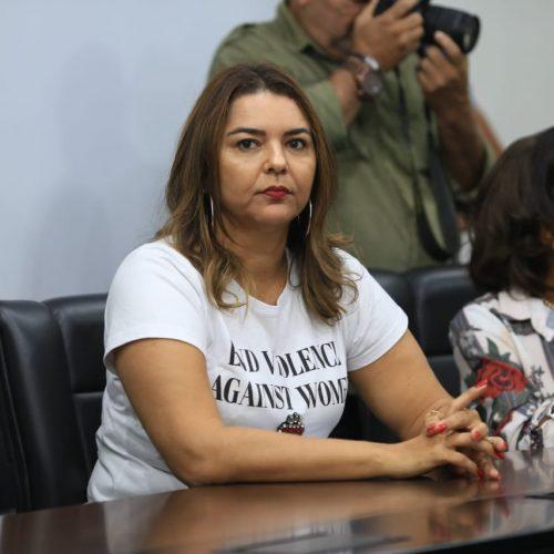 MPF pede a condenação de Janainna Marques por corrupção