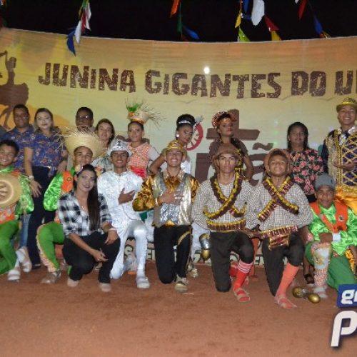 Junina Gigantes do União promove evento para comemorar conquistas