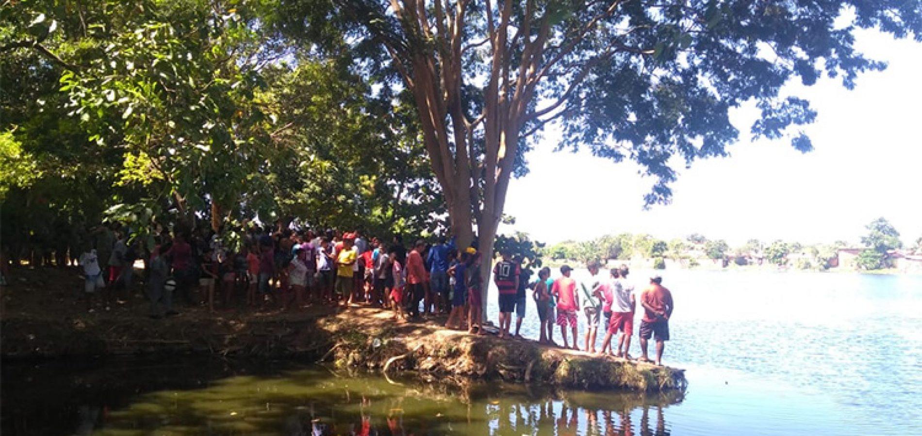 Adolescente de 12 anos é executado e corpo encontrado dentro de lagoa no Piauí